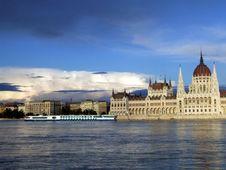 Free Budapest Parliament Stock Photos - 5225653
