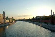 Free River Moskva Stock Photo - 5225670