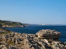 Free Marina Serra Coast Royalty Free Stock Photography - 5226177