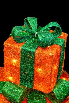 Free Orange Gifts Royalty Free Stock Photos - 5226598
