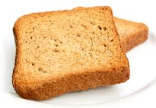 Free Crunchy Toast Stock Photo - 5227660