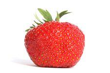 Free Juicy Strawberry Stock Image - 5227851