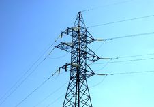 Free Powerline Stock Images - 5228904