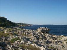 Free Marina Serra Coast Royalty Free Stock Photography - 5229197