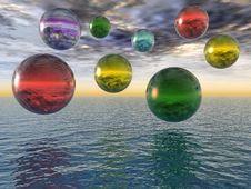 Free Balls Stock Photography - 5229212