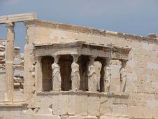 Free Acropolis Athens Stock Image - 5229301