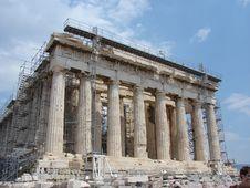 Free Parthenon Stock Image - 5229371