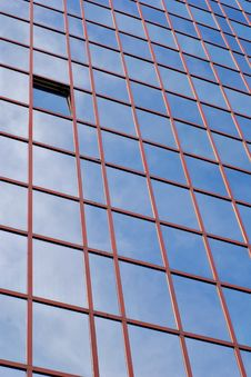 Free Facade With Many Windows Royalty Free Stock Photography - 5229587