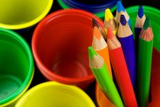 Free Colour Pencils Stock Photo - 5229760