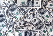 Free American Dollars Stock Image - 5229931