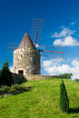 Free Wind Mill In German Royalty Free Stock Images - 5238889