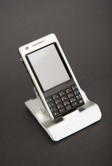 Free PDA Phone Royalty Free Stock Photo - 5230495