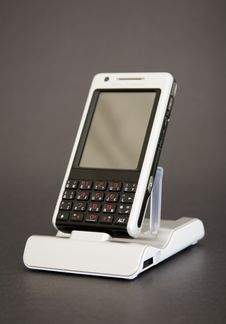 Free PDA Phone Royalty Free Stock Photography - 5230717