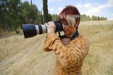 Free Photographer Royalty Free Stock Photo - 5231025