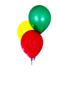 Free Balloons Stock Image - 5231351