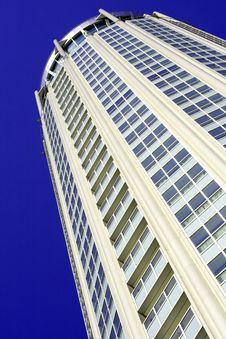Free Fragment Of High-tech Building Stock Photos - 5231923