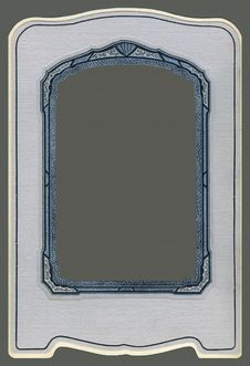 Free Antique Photo Frame From The 1920 S Royalty Free Stock Photo - 5231925