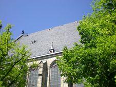 Free Church Stock Photo - 5232200
