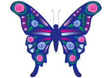 Free Butterfly Camouflage Royalty Free Stock Photos - 5232388