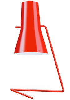 Free Red Table Lamp Stock Photography - 5232732