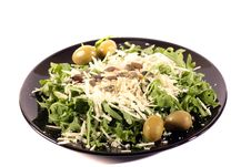 Free Salad Royalty Free Stock Photo - 5233045