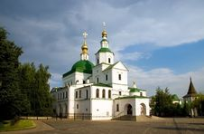 Free The History Of St. Daniel Monastery Of Moscow Stock Photography - 5233512