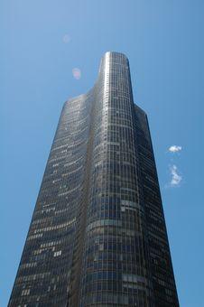 Free Unique Skyscraper Stock Image - 5233921