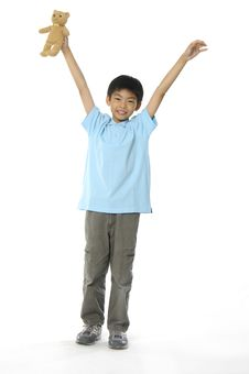 Free Cute Asian Kids Stock Photos - 5233953