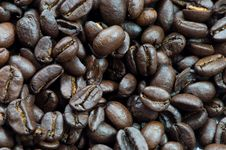 Free Coffee Beans Stock Photography - 5233982