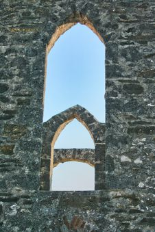 Free Arched Window Stock Images - 5234174