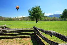 Free Smoky Mountain National Park Royalty Free Stock Photo - 5234345
