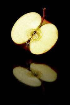 Free Apple  Halves Stock Photo - 5234710