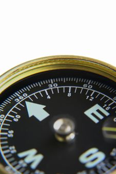 Free Directional Compass Royalty Free Stock Image - 5236016