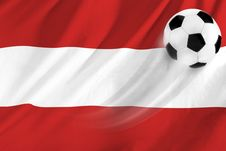 Free Soccer  In Austria Royalty Free Stock Image - 5236346