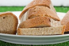 Free Slices Of Bread Royalty Free Stock Photography - 5236507