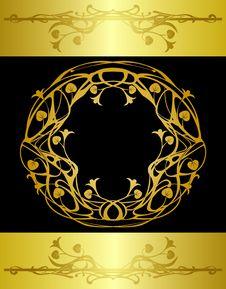 Free Retro Design Elements Royalty Free Stock Photos - 5236788