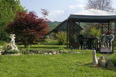 Free Beautiful Garden Stock Photo - 5237050