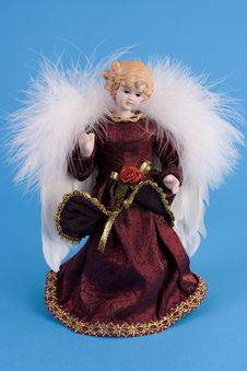 Free Angel Doll Royalty Free Stock Images - 5237409