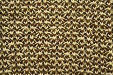 Free Texture Of Knitted Cloth Royalty Free Stock Photos - 5237688