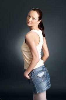 Free Sexy Woman Stock Photos - 5238303