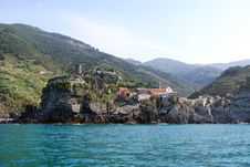 Free Vernazza-Cinque Terre Royalty Free Stock Image - 5238336
