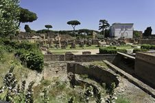 Free Forum Romanum Royalty Free Stock Image - 5238706