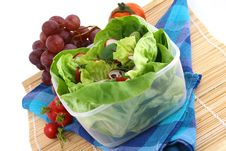 Free Salad-greate Breakfast Royalty Free Stock Photos - 5238898