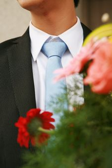 Free Man With Tie Stock Photos - 5239463