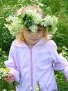 Free Tender Girl. Stock Image - 5241071