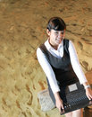 Free Business Woman Stock Photo - 5242820