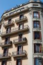 Free Barcelona Architecture Royalty Free Stock Photos - 5243748