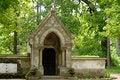 Free Mogosoaia Palace - Bibesco Family Vault Royalty Free Stock Photo - 5247995