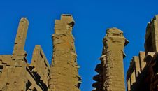 Free Karnak Temple At Luxor Stock Photography - 5240242