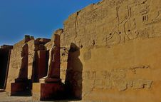 Free Karnak Temple At Luxor Stock Images - 5240264